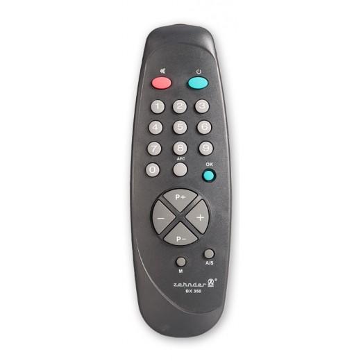 Zehnder FB 250-00 Original-Fernbedienung für BX 250 und BX 350 Stereo Satelliten Receiver