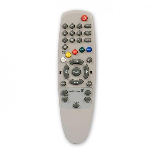 Zehnder Original-Fernbedienung für Receiver der DX- und ZX-Serie