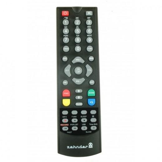 Zehnder Original Fernbedienung für Zehnder DX 2850Hue und ZX 2750 DVB-S Receiver