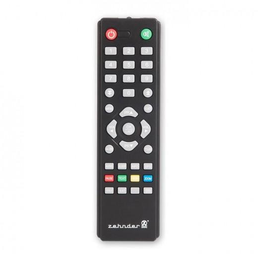 Zehnder Original-Fernbedienung für Zehnder DX 76e DVB-S Receiver
