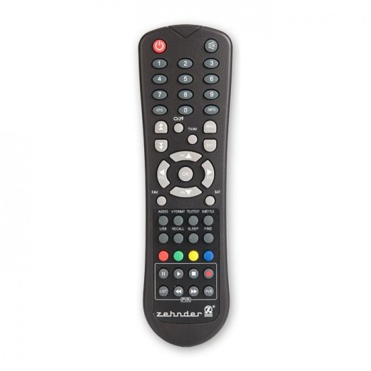 Zehnder Original-Fernbedienung für Zehnder HX 8008 CU HDTV Sat-Receiver