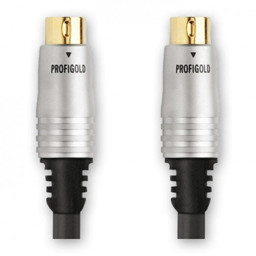 Profigold PGV6603 (3,00 m) S-VHS-Stecker - S-VHS-Stecker