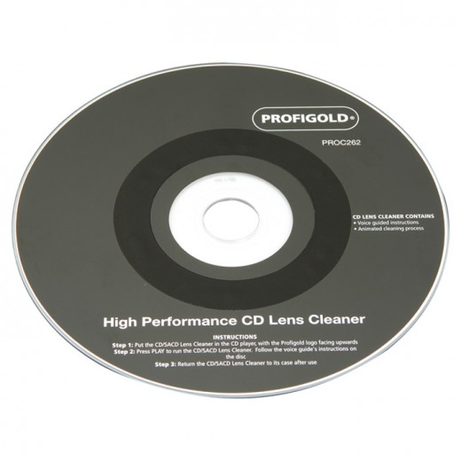 Profigold PROC 262 () Linsenreinigungs CD