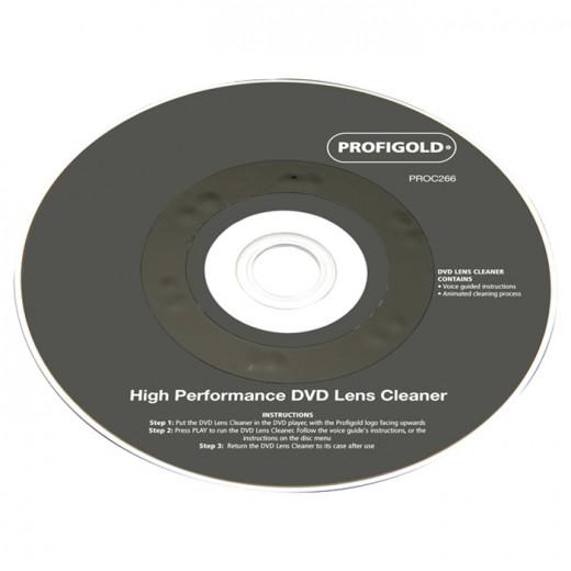Profigold PROC 266 () Linsenreinigungs DVD