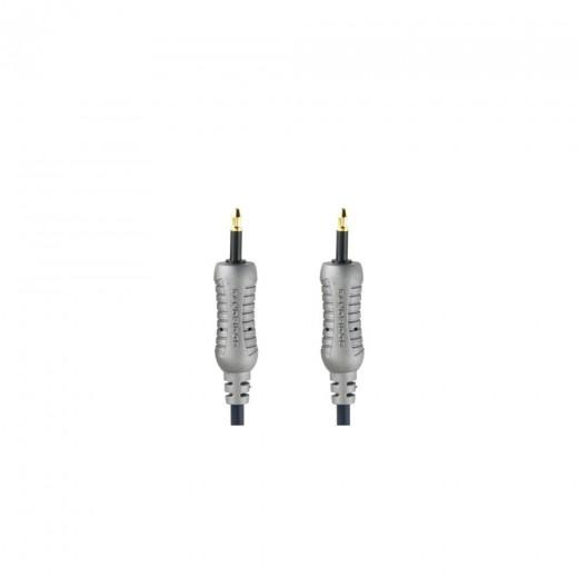 Bandridge AL570 (1,00 m) 3,5mm Klinken-Stecker opt auf 3,5mm Klinken-Stecker opt