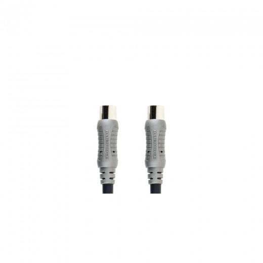 Bandridge VL8010 (1,50 m) Koaxial-Stecker auf Koaxial-Stecker