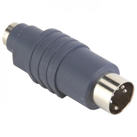 BANDRIDGE BCP 560 Adapter 5Pin-DIN Stecker auf 6Pin-Mini-DIN Kupplung