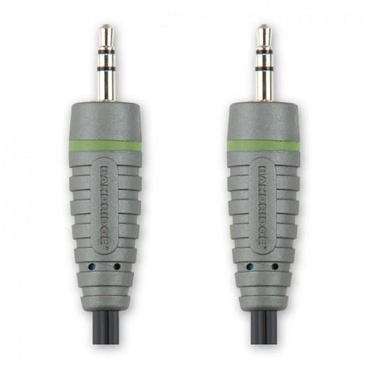 BANDRIDGE BAL 3302 (2,00 m) 3,5mm Klinkenstecker-Stereo auf 3,5mm Klinkenstecker-Stereo in 2,00m Länge