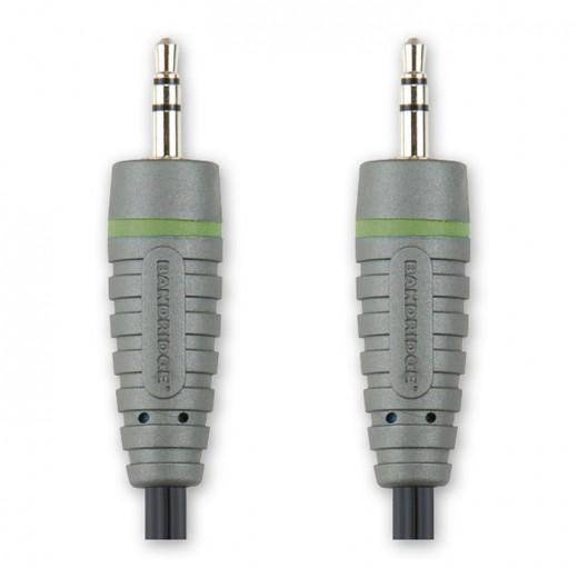 BANDRIDGE BAL 3305 (5,00 m) 3,5mm Klinkenstecker-Stereo auf 3,5mm Klinkenstecker-Stereo in 5,00m Länge