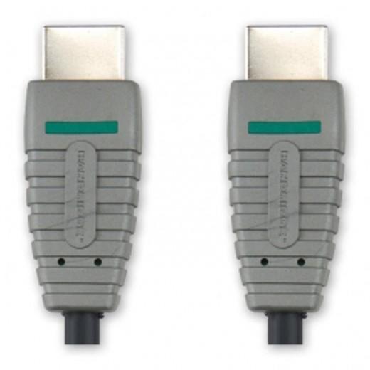 BANDRIDGE BVL 1003 (3,00 m) HDMI-A-Stecker auf HDMI-A-Stecker in 3,00m Länge