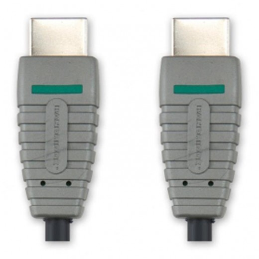 BANDRIDGE BVL 1002 (2,00 m) HDMI-A-Stecker auf HDMI-A-Stecker in 2,00m Länge