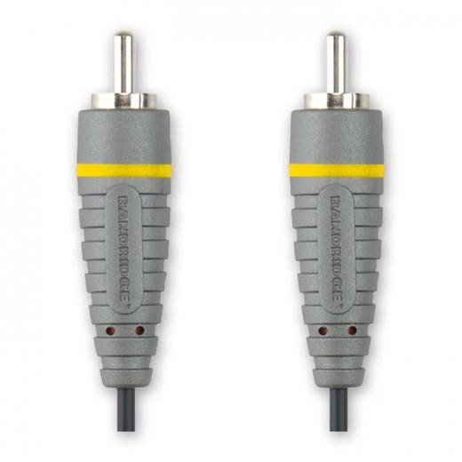 BANDRIDGE BVL 5015 (15,00 m) 1 x Cinch-Stecker auf 1 x Cinch-Stecker in 15,0m Länge