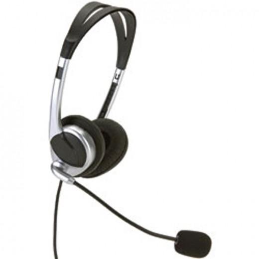 BANDRIDGE BVU 502 (Headset) USB Stereo Headset