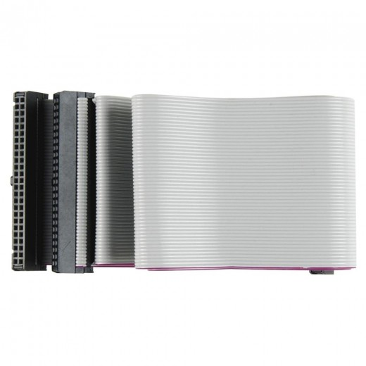 Bandridge CL05101I 3x 50pin (IDC) Kupplung(Ultra) 0,8 m mit Teflon abgeschirmt