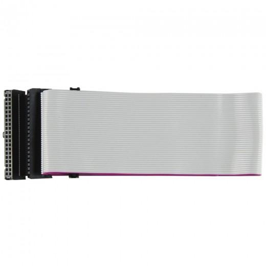 Bandridge CL02101I 3x IDC 40pin Kupplung ATA66 Flat 0,8 m vergoldete Kontakte