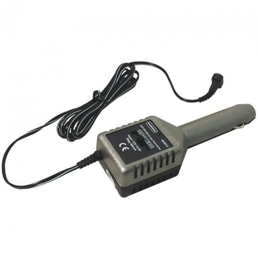 Bandridge BE0012 (1,50 m) 12V Autoadapter mit 800 mA und 1,5...12 Volt