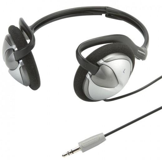 BHP 515 (1,20 m) Faltbarer Stereo-Reise-Kopfhörer mit Nackenbügel