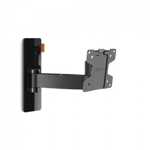 """Schnepel WALL 2025 schwarz LCD-Wandhalter neig + 120° drehbar 17-26"""""""