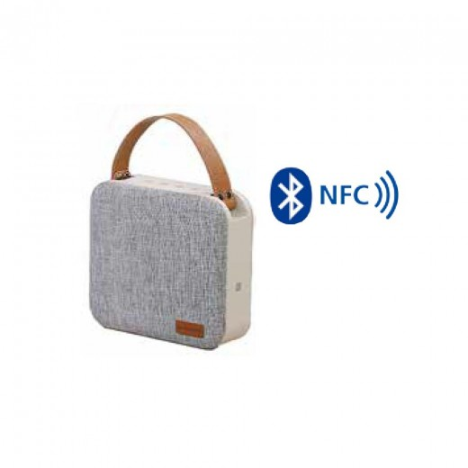Scansonic BT 150 grau Bluetooth/NCF Lautsprecher