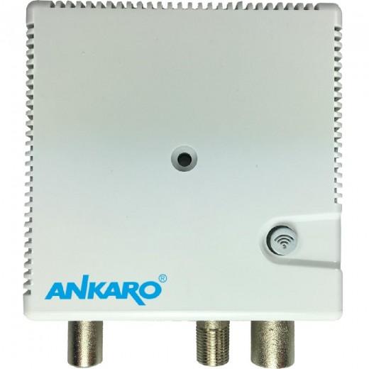 Ankaro CL 500WLAN coaxLan Modem aufsteckbar,1 LAN-Port/WLAN