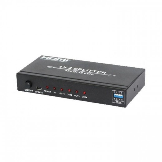 Ebode HDS 14 1/4 - HDMI-Verteiler