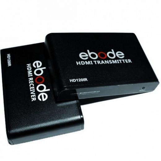 Ebode HD 120IR Set HDMI über CAT5e/CAT6