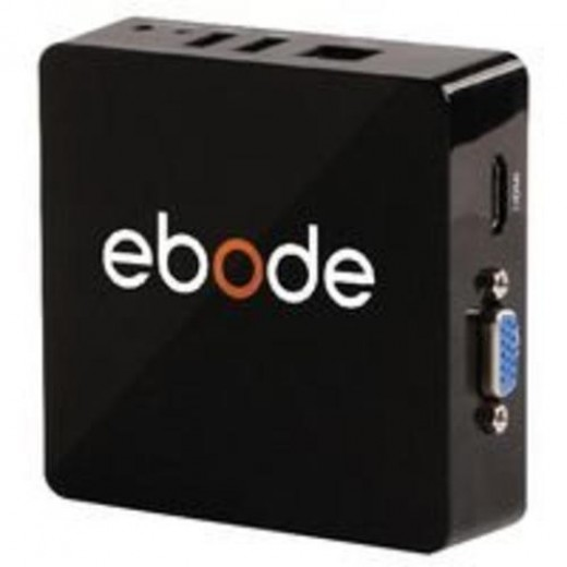 Ebode IPV4NVR Netzwerk Video Recorder