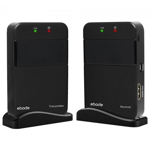 Ebode HD 60GH wireless HDMI-Übertragungssystem