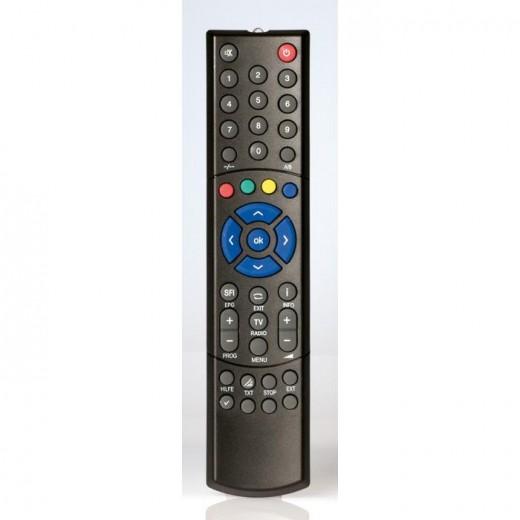 TechniSat TTS 35 0000/3732 Original-Fernbedienung für alle  Digit / Digital-Geräte, Digity1 und weitere Geräte (siehe Produktbeschreibung)