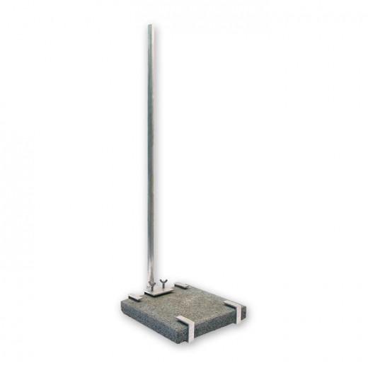TechniSat Balkonständer 0000/1756 | Masthöhe: 100 cm