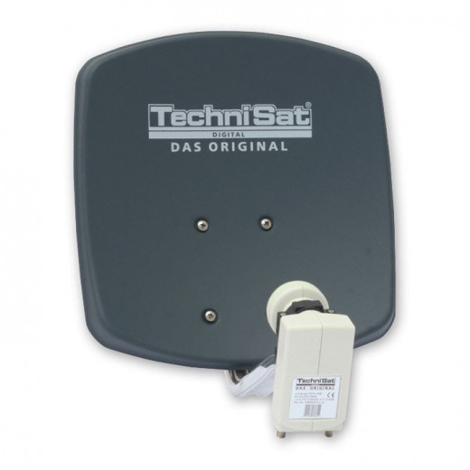 TechniSat DigiDish 45 mit Twin LNB 1345/2882