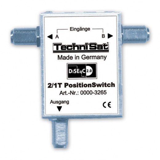TechniSat PositionSwitch 2/1T 0000/3265
