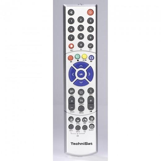 TechniSat TV 235S 0000/3716 Original-Fernbedienung für HD-Vision Geräte
