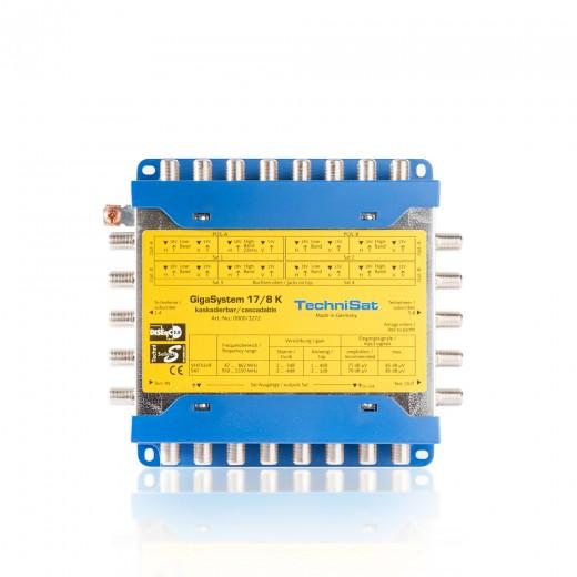 TechniSat GigaSystem 17/8 K 0000/3272 Kaskade für Grundeinheit Gigasystem 17/8G