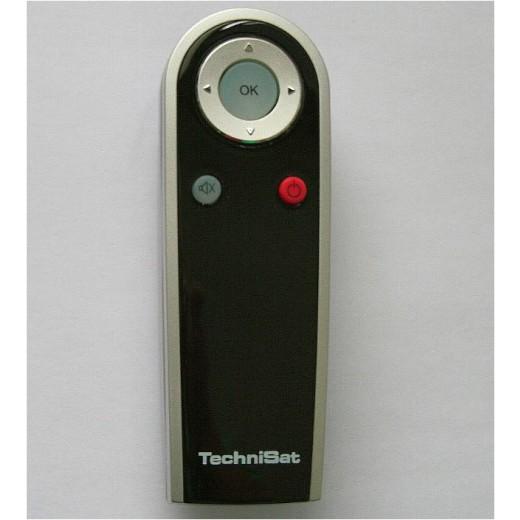 TechniSat Remoty 0000/3708 Original-Fernbedienung für TechniVision 22 und TechniVision 26 Geräte