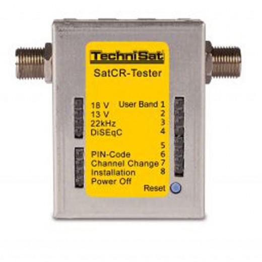 TechniSat TechniRouter SCR-Tester 0000/3298 | für TechniRouter Einkabelsysteme nach EN 50494