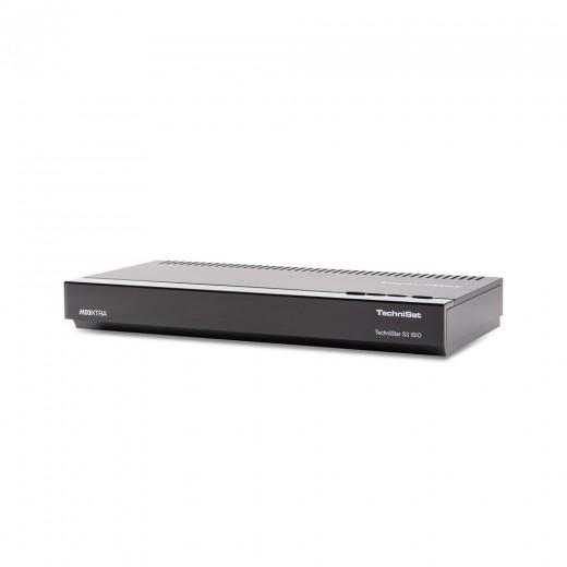TechniSat TechniStar S3 ISIO schwarz (0000/4748) HDTV-Satellitenreceiver mi CI+ Schacht