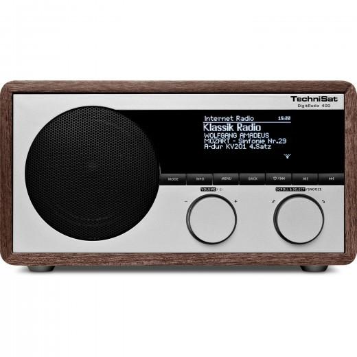 Technisat  0000/4962 DigitRadio 400, Holz