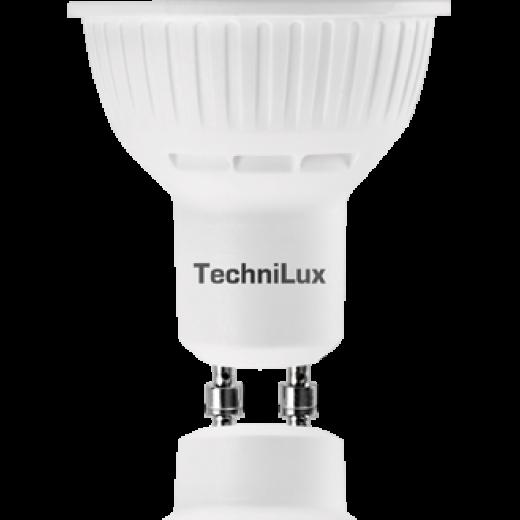 TechniSat TechniLux GU10 0100/7606 | LED-Strahler 6W warmweiß (2700K)