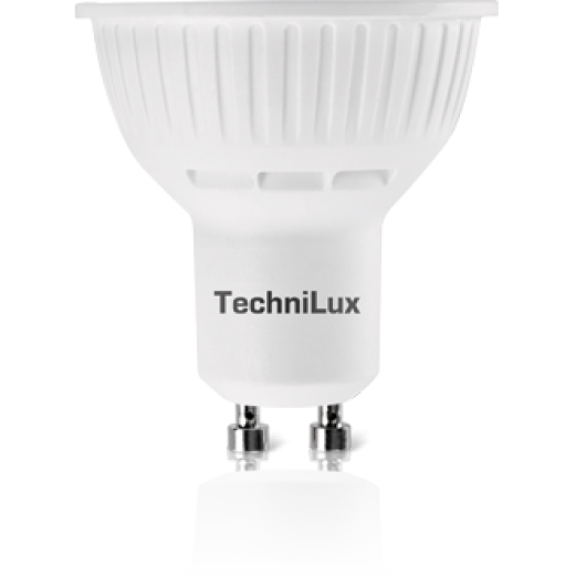 TechniSat TechniLux GU10 0100/7604 | LED-Strahler 4W warmweiß (2700K)