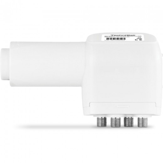 Technisat  0009/8880 Quatro-LNB | 40mm, Multyfeed Vario