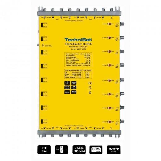 Technisat  0000/3285 TechniRouter 9/8x4