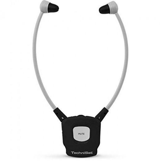 Technisat  1004/9125 Kopfhörer | einzeln, Stereoman ISI, sw, Akku