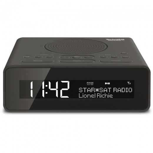 Technisat  0000/4981 DigitRadio 51 | anthrazit, DAB+/UKW, LCD-Display
