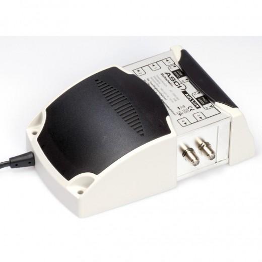 AMS 504 N Multischalter für 4 Teilnehmer mit ECO-Funktion und terrestrischem Verstärker