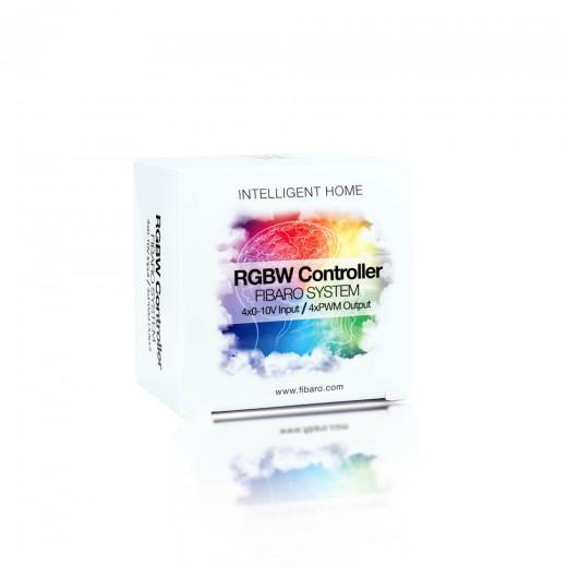 Fibaro RGBW Modul FIB FGRGB-101 zur Schaltung von 4-farbigen LED-Bändern | Z-Wave