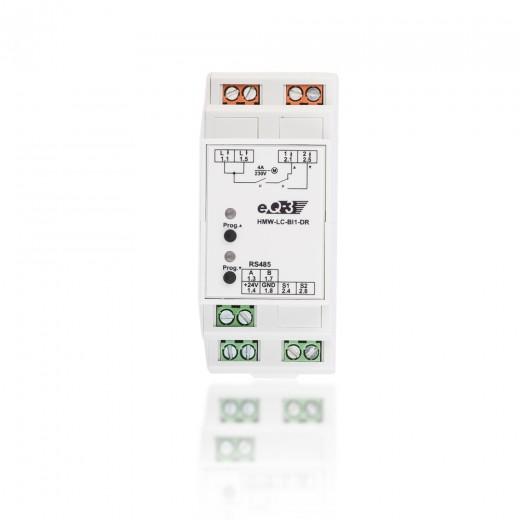 HomeMatic RS 485 Schaltaktor Hutschienenmontage 2-fach 76801 HMW-LC-Sw2-DR