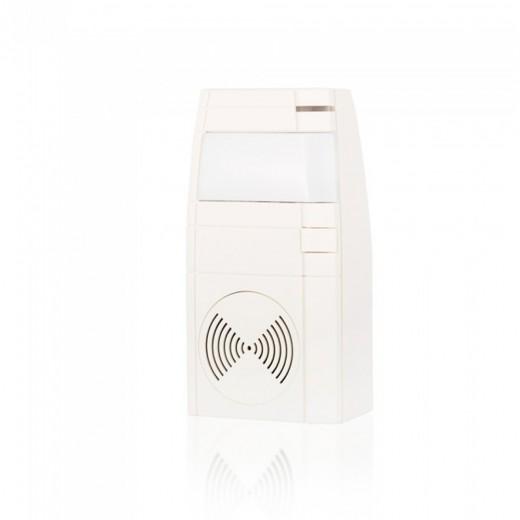 Homematic MP3-Funk-Gong mit Signalleuchte, B-Ware 99060, HM-OU-CFM-PI, gebraucht-sehr gut