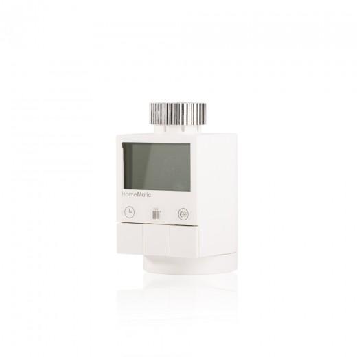 HomeMatic Funk-Heizkörperthermostat weiß 105155 HM-CC-RT-DN