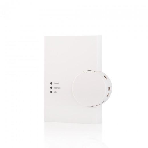 HomeMatic Zentrale Haussteuerung CCU2 weiß 103584 HM-CEN-O-TW-X-X-2 B-Ware